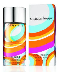 "Туалетная вода Clinique ""Clinique Happy Travel Exclusive Summer Spray"", 100ml ― Элитной парфюмерии и аксессуаров HOMETORG.RU"