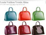 Сумка женская Louis Vuitton (глянец)