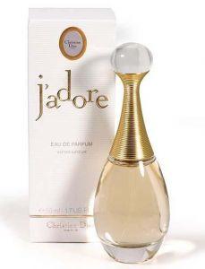 """Парфюмированная вода Christian Dior """"J'Adore"""" 100мл ― Элитной парфюмерии и аксессуаров HOMETORG.RU"""